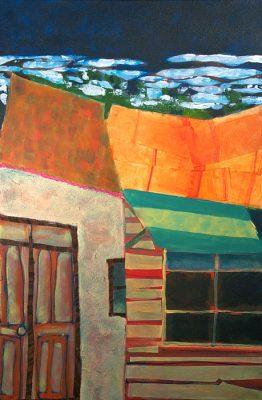 Mobiliere Chambre de nuit  -  30 x 20, Jon Taner, Mixed Media Artist